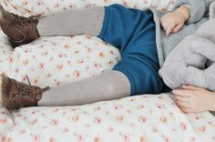 bloomers tights + boots