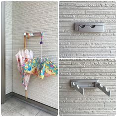 Entrance/傘立て/カワジュン/傘かけのインテリア実例 - 2016-04-11 22:32:23 | RoomClip (ルームクリップ) Apartment Entrance, Interior Design Sketches, Interior Design Living Room, Room Interior, Home Organization Hacks, New House Plans, Diy Door, Home Staging, House Rooms