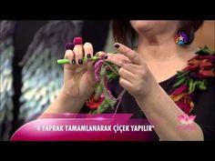 Alize Country ile Keçe Tekniği- Zikzak Çalışması ile çok kullanışlı yelek - YouTube