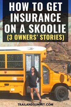 Insuring a skoolie is one of the trickiest parts of a bus conversion, simply because it is so different from state to state. In some states, major insurance School Bus Tiny House, School Bus Camper, Magic School Bus, Diy Camper, Camper Life, Rv Campers, Camper Van, Converted Bus, Bus Living