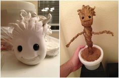 You don�t need to be a Guardian of the Galaxy to have your very own adorable dancing extraterrestrial tree. You just have to have some pretty sick arts and crafts skills � which I�m guessing is the easier route between the two. Patrick Delahanty of The Chibi Project created his very own �Dancing Baby Groot� [�]