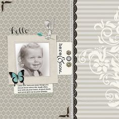 Designed by Kerri Bradford Enjoy the warm hues and the fresh graphics of the Project Life® Cinnamon Edition.