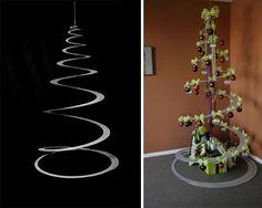 Árvores de Natal alternativas – Parte 2 | Eu Decoro