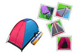 Ultralight One Person Tent for Outdoor Beach Camping