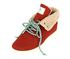 Red Roxi Fashion Sneakers - New Arrival @ Le Bunny Bleu - Their shoes are super comfy!
