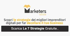 http://www.blogfamily.it/26015_marketersbook-dario-vignali/ MarketersBook di Dario Vignali, ha intervistato i migliori imprenditori digitali d'Italia, chiedergli di rivelare la propria storia o la propria strategia.