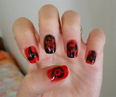 anime nail art - Google Search