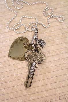 you hold the key to my heart<3