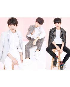 ||2016.08.05|| 新歌《是你》✨ / ▶️QQ音樂獨家首發 TFBOYS組合全新單曲《是你》正式發佈[江南style]!…