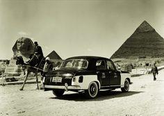 Mercedes-Benz Type 180 Taxi, Egypt, 1958 1735×1229 пикс
