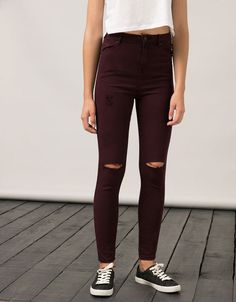 Pantalones - BERSHKA - Chica - Bershka Mexico