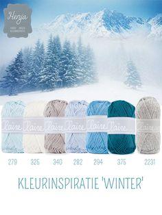 Kleurinspiratie Winter / ByClaire