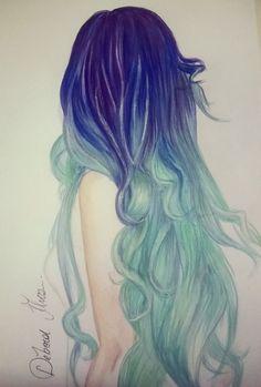 E que tal um cabelo desses haha ;)