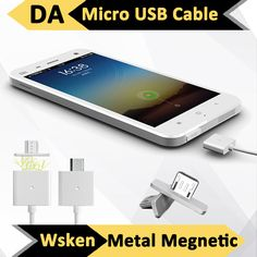 1M Free shipping Wsken Magnetic Cable USB Connector for Samsung Xiaomi Meizu Huawei OPPO Google Digital Camera Micro USB Phones-in Mobile Phone Cables from Phones & Telecommunications on Aliexpress.com   Alibaba Group
