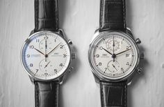 The IWC Portuguese Chronograph Classic — HODINKEE