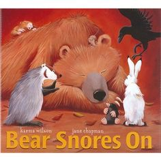 Bear Snores On - Hardcover ( 843644), Children's Literature