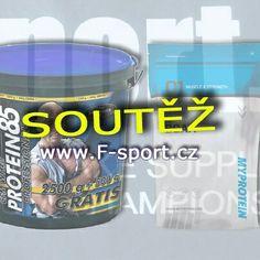 Soutěž o doplňky výživy na www.F-sport.cz #fitness #fsportcz