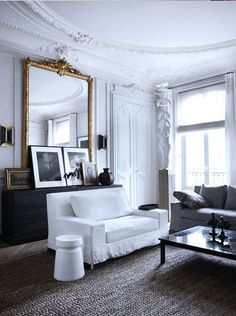 Parisian Chic Home