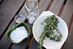 Make It: Rosemary-Infused Sea Salt | Valley & Co. Lifestyle