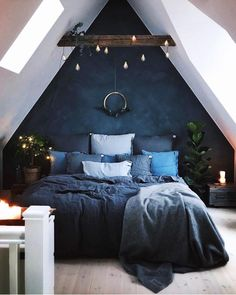 Home design and decor. home design and decor dark cozy bedroom, bedroom