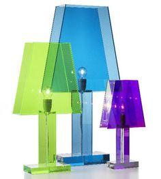 Lámpara de mesa / moderna / de interior / de fibra acrílica SILUETT: SIL46T by Malin Sköld BSWEDEN