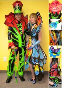 Learn about Stuck At Prom, a duct tape scholarship contest. We award scholarships to high schoolers who make the best prom attire out of Duck Brand Duct Tape. Duct Tape Clothes, Clothing Ideas, Prom Photos, Prom Pictures, Prom Images, Prom Outfits, Prom Dresses, Crazy Outfits, Bias Tape