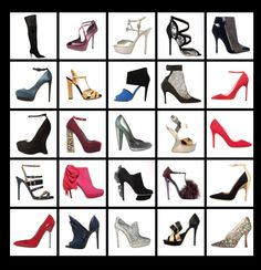 Stylish and Trendy Ladies shoes