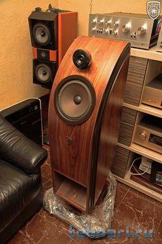 Diy Speakers, Bluetooth Speakers, Living Room Speakers, Woofer Speaker, Floor Standing Speakers, Unique Flooring, Speaker Design, Sound Design, Shopping