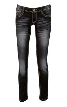 Flap Pocket Skinny Jean                                                                              front view