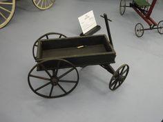 Old Kids Wagon Wheel Wagon
