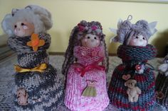 Dolls: tre sorelle