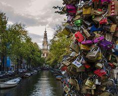 Lovelocks of Amsterdam