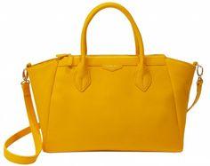 Handbag gialla