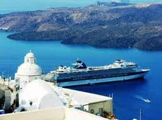 Santorini, Greece-can't wait till April!