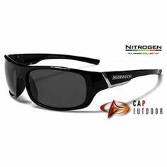 ArcticBlue Lunettes de Soleil - Sport - Cyclisme - Ski - Conduite - Motard - Plage / Mod. Kite Gris Bleu Miroir / Taille Unique Adulte / Protection 100% UV400 sRfkae2