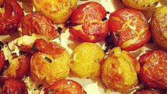TRIED & TESTED! Smashed Potatoes with Garlic and Herbs