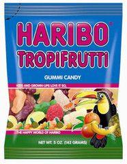 Haribo Tropifrutti | Candy Funhouse