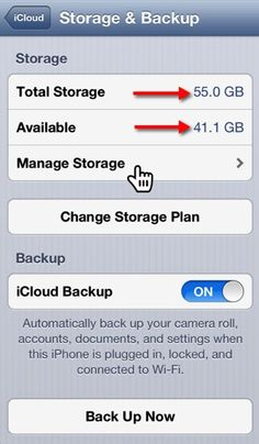 How to reclaim iCloud storage space