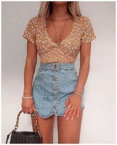 125+ unique outfits perfect for summer 1 ~ my.easy-cookings.me