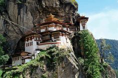 The tiny Himalayan kingdom of Bhutan.  The culture, religion, people, and landscape seem fascinating.