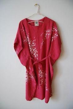 Kimono Fabric, Kimono Dress, Kimono Top, Japanese Fabric, Yukata, Japanese Fashion, Refashion, Fashion 2017, Vintage Dresses