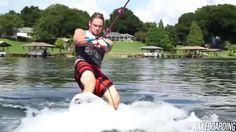 PASS THE HANDLE - ZANE SCHWENK #wakeboarding #ExtremeSports
