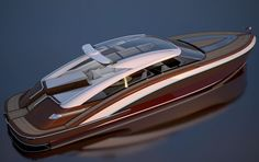 Together, DeBasto Designs and Hodgdon Shipbuilding have released Onyx 41 yacht concept that features sleek and stylish line, easy to look at as well as to operate.