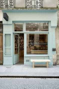 Aesop rue Tiquetonne Paris, by Ciguë