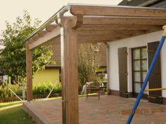 Terrassenüberdachung /Pergola/ Terrassendach Holz mit Montage in Nordrhein-Westfalen - Solingen   eBay Kleinanzeigen