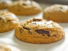 Biscotti di grano saraceno al cioccolato   Donna Moderna
