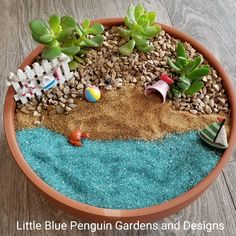 #beach #fairygarden