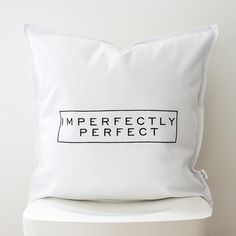 Every couple wants a perfect wedding - a once in a lifetime dream come true. Typography Cushions, Letter Cushion, Wedding Planning Guide, How To Plan, How To Make, Perfect Wedding, Monochrome, Wedding Gifts, Bed Pillows