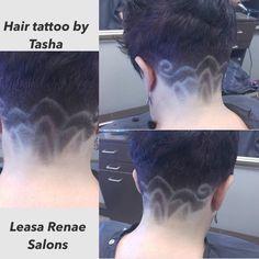 By Tasha Watkinson  @Leasa Renae Salons