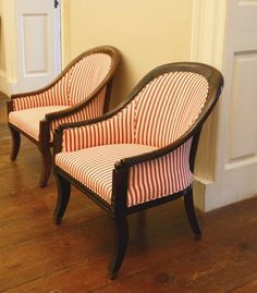 Two Regency grained-rosewood tub chairs early 19th century | Lot | Sotheby's